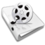 64x64px size png icon of Folders Movies