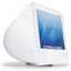 64x64px size png icon of eMac