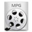 64x64px size png icon of File Types MPG