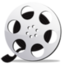 64x64px size png icon of Hardware Film Reel