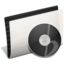 64x64px size png icon of Folder Audio