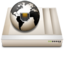 64x64px size png icon of Network Drive