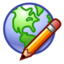 64x64px size png icon of HTML Editor