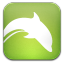 64x64px size png icon of Dolphin HD