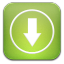64x64px size png icon of Downloads