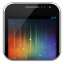 64x64px size png icon of Phone galaxynexus on white
