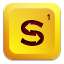 64x64px size png icon of Scramble with friends