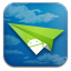 64x64px size png icon of airdroid 2