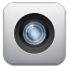 64x64px size png icon of camera iphone