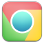 64x64px size png icon of chrome pastel