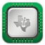 64x64px size png icon of cpu TexasInstruments