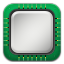 64x64px size png icon of cpu