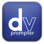 64x64px size png icon of dv prompter
