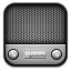 64x64px size png icon of radio metal 2