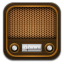 64x64px size png icon of radio