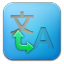 64x64px size png icon of translate 3