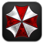 64x64px size png icon of umbrella corp