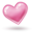64x64px size png icon of heart 2