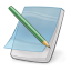 64x64px size png icon of note edit