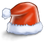 64x64px size png icon of santa hat
