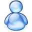 64x64px size png icon of software crystal msn