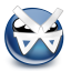 64x64px size png icon of system bluetooth