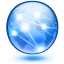 64x64px size png icon of system globe