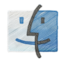 64x64px size png icon of mac home