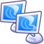 64x64px size png icon of Work group