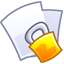 64x64px size png icon of Lock file