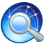 64x64px size png icon of Web find