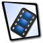64x64px size png icon of doc movie