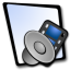 64x64px size png icon of doc multimedia