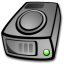 64x64px size png icon of harddrive