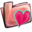 64x64px size png icon of folder fav