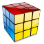 64x64px size png icon of Rubiks cube