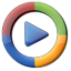 64x64px size png icon of Windows media player