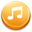 64x64px size png icon of Agt Mp3