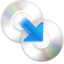 64x64px size png icon of CD Copy