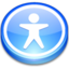 64x64px size png icon of App button access