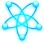 64x64px size png icon of App katomic atom