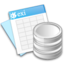 64x64px size png icon of App kexi database