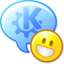 64x64px size png icon of App kopete chat
