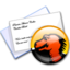 64x64px size png icon of App mozilla mail