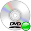 64x64px size png icon of Device dvd mount