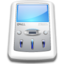 64x64px size png icon of Device mp3player