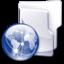 64x64px size png icon of Filesystem folder html