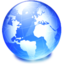 64x64px size png icon of Globe2