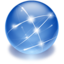 64x64px size png icon of network