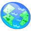 64x64px size png icon of Web
